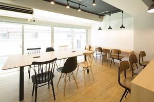 【銀座】おしゃれでモダンな貸会議室の写真