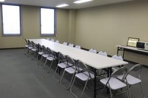 ネクストステップ ラーニングカレッジ : 研修室Bの会場写真