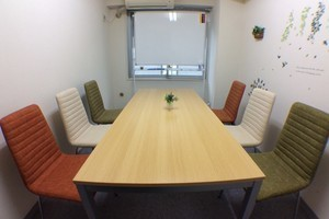 RAKUNA 上野Ⅳ : 会議室Aの会場写真