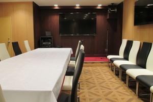 レストランカラオケシュシュ : 3階多目的スペースの会場写真