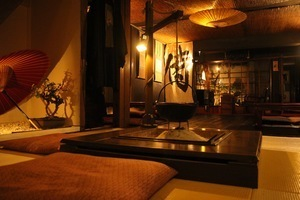 士心 サムライカフェアンドバー : 店内貸し切りの会場写真