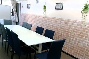 RAKUNA 岩本町Ⅱ : 会議室Aの会場写真