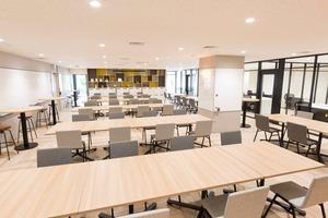 fabbit大手町 : オープン・ミーティング・スペース(2-6人用)研修・会議・セミナー利用可の会場写真