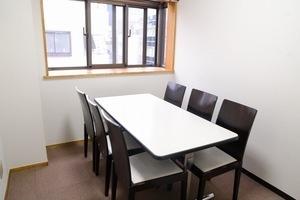 【飯田橋駅2分】商談や面接に人気のビジネス会議室!の写真