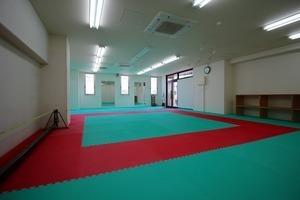 葛野大路八条カルチャー教室 : 多目的スペースの会場写真
