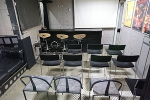 レンタルスペース ルナベース : オフ会スペース、イベント会場の会場写真