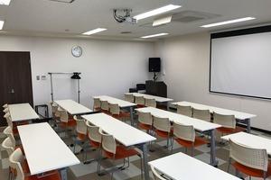 天王寺徒歩3分・施設利用料のみ・見晴らしのいい会議室の写真