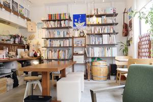 Cafe Cross Point : ワークスペースの会場写真