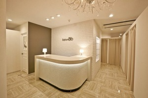 Salon Bb / BLINK LASHショールーム : 個室スペースの会場写真