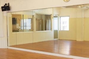 ドットカラーダンススタジオ : Aスタジオの会場写真