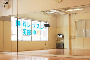 ドットカラーダンススタジオ : Bスタジオの会場写真