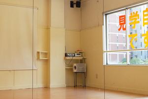 ドットカラーダンススタジオ : Cスタジオの会場写真