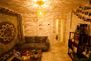 ルチッタ : サロンスペースの会場写真