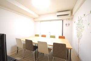 スマートスペース六本木 : 六本木会議室の会場写真