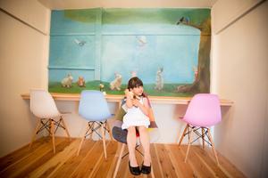ものつくりカフェ・モンシュシュレンタルスペース : 2階ワークショップルームの会場写真