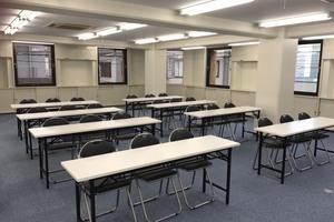 【浅草橋駅徒歩1分】清潔な部屋!最安の大セルフ会議スペース : 貸し会議室(2F)の会場写真