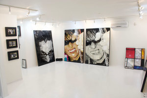 White Space Omotesando : ギャラリースペースの会場写真