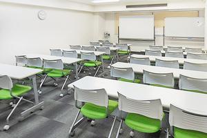 新横浜ホール【加瀬会議室】 : 第2会議室の会場写真