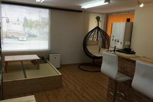カフェelu-spacE(カフェ・イル・スペース) : 部屋貸し切りの会場写真