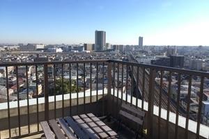 亀有駅徒歩2分、天空に広がる個室レンタルスペースの写真