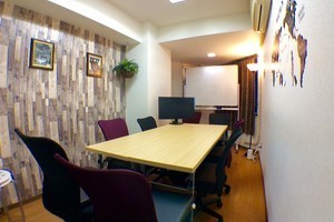 RAKUNA 新宿 : 会議室Aの会場写真