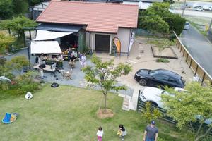 ガーデンハウス 糸島 : 戸建貸切の会場写真