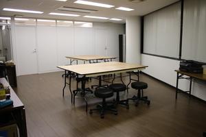 IoT LaB : オープンスペースの会場写真