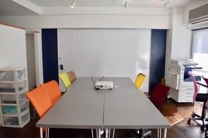 クリエイティブデザイン会議室 : 多目的会議室の会場写真