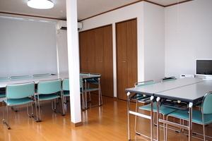 NATULUCK日野駅前 : A+B室の会場写真