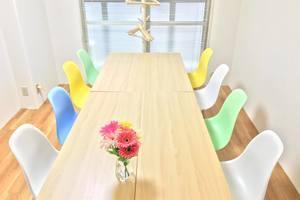 トライ会議室H : 完全個室貸切スペースの会場写真