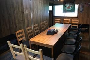 人狼ハウス大阪店 : 4階イベントルームの会場写真