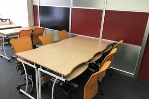 リキューブ茅場町 : A会議室【1~6名様用】(7日以内予約受付)の会場写真