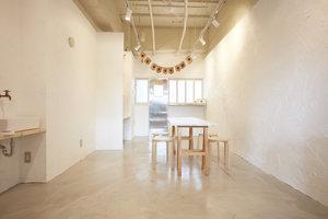キッチン&アトリエ ORTO ICHIHARA : プロ仕様キッチン付万能アトリエの会場写真