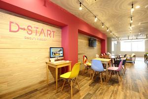 D→START岡崎店 ディースタート : ミーティングルーム(小会議室)の会場写真