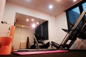 パーソナルトレーニングジム美LAB. : サロンスペース・トレーニングジムの会場写真