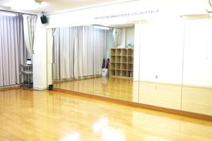秋葉原スタジオ Tera-coya(てらこや) : 5Fダンスレッスンフロアの会場写真