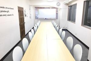 トライ会議室I : 神田駅前 貸し会議室の会場写真