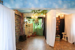 Studio Garden Quartz <スタジオガーデンクォーツ> : スタジオ・多目的スペース・水撮影が可能・屋上ガーデンの会場写真