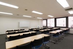 リファレンス 小倉魚町貸会議室 : 会議室405 4部の会場写真