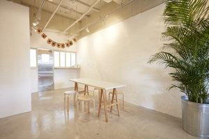 キッチン&アトリエ ORTO ICHIHARA : 【アトリエのみ利用プラン】プロ仕様キッチン付万能アトリエのの会場写真
