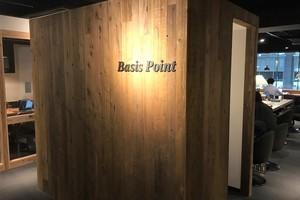 新橋コワーキングスペース Basis Point : 6名用会議室 (Room A)の会場写真