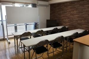 京都 二条駅から徒歩3分 貸し会議室、セミナールーム、etc.の写真
