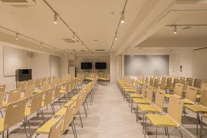 INBOUND LEAGUE : 2階 セミナールーム FUJI(42名)の会場写真
