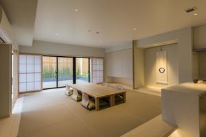 INBOUND LEAGUE : 8階 Tatami room & terraceの会場写真