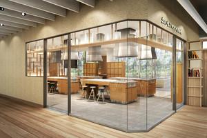 まるごとにっぽん 浅草にっぽん区 Cooking studio おいしいのつくりかた : Cooking Studioおいしいのつくりかたの会場写真