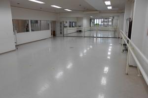 宮崎バレエスタジオ : 時間貸 レンタルスタジオの会場写真