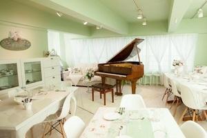 びりーぶレンタルスタジオ : サロンスペース【撮影・インタビュープラン】の会場写真