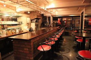 BAR&CAFEスペース【ディライツ】 : カフェ&BARスペースの会場写真