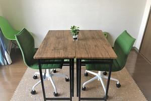 高円寺徒歩3分 個人レッスン、アットホームなパーティにも!SIJIBIZ - 緑を感じる憩いのスペース&会議室 : SIJIBIZ 高円寺の個室スペースの会場写真