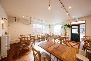 moncozy-モンコジ- : カフェ&バーの会場写真